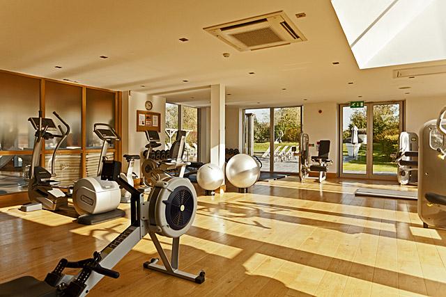 Lower Mill gym